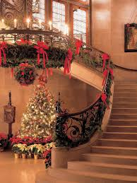 pictures of homes decorated for christmas christmas at biltmore hgtv