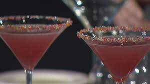 martini mistletoe kare11 com unique cocktails to consider for your holiday party