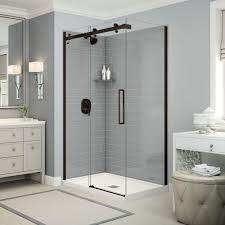 Bathrooms Showers Direct Utile By Maax 32 In X 48 In X 83 5 In Direct To Stud Corner