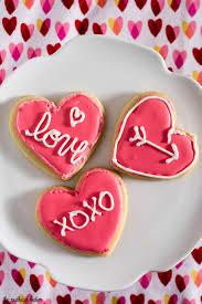 conversation heart conversation heart sugar cookies by the baker
