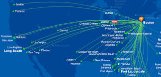 Jetblue Airports Map Travel To The 2016 Boston Marathon For Nearly Free Running