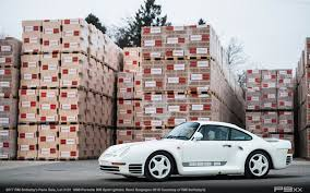 porsche 959 rally car rare porsche 959 sport headed to paris for no reserve auction u2013 p9xx