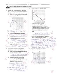 writing linear equations from a table writing linear equations from a table worksheet lesson 5 2 answer