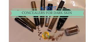 concealer that matches you u2013the best brands for dark skin afrobella