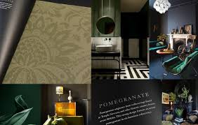 a portfolio of interior design work by creative design brand