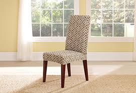 Sure Fit Dining Chair Slipcover Dining Chair Slipcovers Sure Fit Home Decor