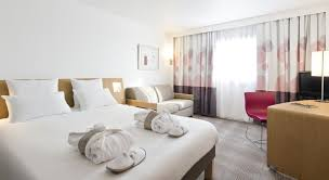 chambre novotel hotel novotel arenas aéroport