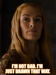 Cersei Lannister Meme - feeling meme ish cersei lannister of game of thrones tv