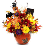 miami halloween flowers and miami halloween arrangements terra