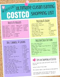 healthy foods at costco u2022 the ultimate clean eating costco list