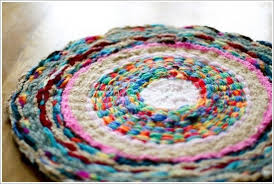 How To Make Handmade Rugs How To Make Homemade Wrap Hair Of Ribbons With Their Own Hands