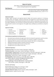 Guarantee Letter Sle For Product Cover Letter Material Handler Resume Chemical Material Handler