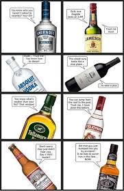 Meme Alcoholic Guy - you know that little devil on your shoulder meme guy