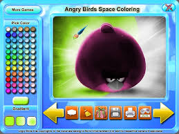 angry birds space coloring game download pc mac