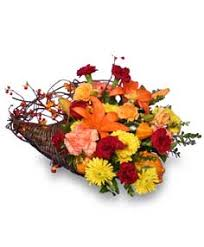 nature s bounty cornucopia thanksgiving flower shop network