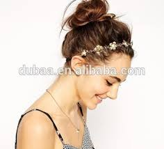 flower hairband 2014 fashion baroque luxurious metal hair accessories