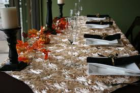 modern thanksgiving table american event rentals