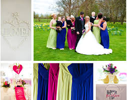 where and how to find the right bridesmaids dresses
