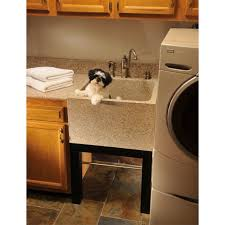 Laundry Room Utility Sinks by Laundry Room Tubs With Cabinets Genuine Home Design