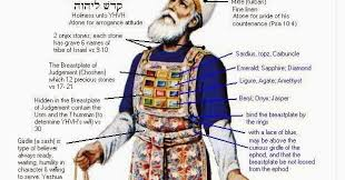 high priest garment jesus bling the priestly garments priest vs warrior part 2