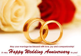 Marriage Wishes Quotes For Friends Quotesgram Happy Wedding Anniversary Gifs Cards Sayings Pictures