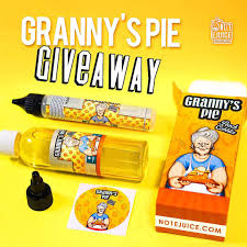 Grany by Granny U0027s Pie 240ml Giveaway No 1 Ejuice