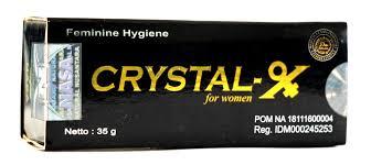 crystal x asli dari nasa