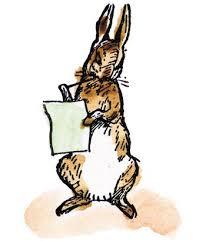 classic rabbit juvenilia rabbit and wisdom