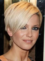 haircuts long in front cropped in back haircuts short in back and long in front short hairstyle with the