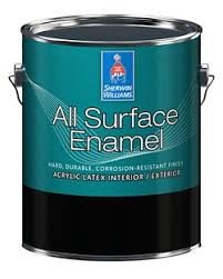 all surface enamel latex base sherwin williams