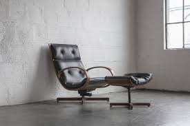 plycraft lounge chair u0026 ottoman u2013 the good mod
