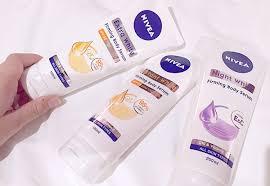 Nivea Serum Vit C serum collagen nivea image skincare skin lightening serum