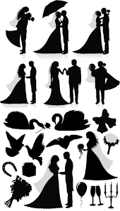 champagne silhouette 25 unique wedding silhouette ideas on pinterest amazing wedding