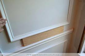 diy molding diy picture frame molding wall how to install picture frame