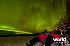 aurora borealis northern lights tours yukon yukon northern lights tour ex vancouver world journeys new zealand