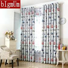 Curtains For Boys Room Children Room Curtains Collection In Bedroom Curtains And