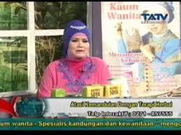 Teh Mayang tatv 2 solusi untuk sehat klinik teh mayang 13 01 2015 segmen2