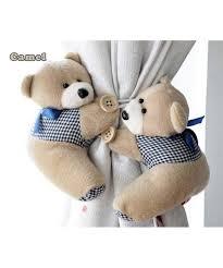 rideau pour chambre d enfant embrase accroche rideaux ours oursons pour chambre d enfant ou bébé