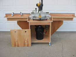 chop saw table interiors design
