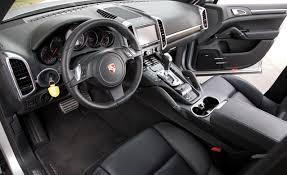 2011 Porsche Cayenne S - car picker porsche cayenne interior images