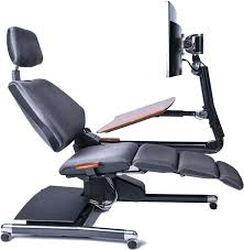 Desk Gaming Chair Desk Gaming Desk Monitor Reclining Adjustable Seat