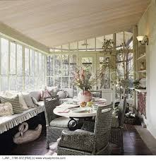 Sun Porch Windows Designs Porches Enclosed Sun Porch With Eating Area Window Seat With