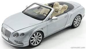 bentley 2016 paragon models 98231l scale 1 18 bentley continental gt