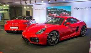 porsche boxster 2015 price porsche boxster gts cayman gts now in malaysia priced at rm660k