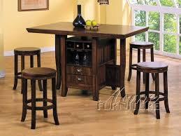 Bar Height Kitchen Table And Chairs Exquisite Charming Counter Height Kitchen Tables Tall Kitchen
