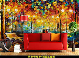 Funky Living Room Wallpaper - decorating theme bedrooms maries manor fun and funky cute and