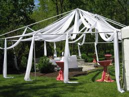 tent draping tent liners and draping a grand event