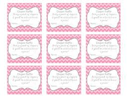 baby shower raffle free printable baby shower raffle tickets template vastuuonminun