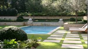 Backyard Landscaping With Pool by Swimming Pool Landscaping Ideas Landscaping Around Inground Pools