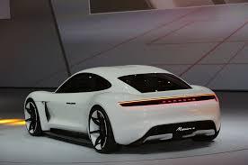 car porsche by design porsche mission e concept automobile magazine